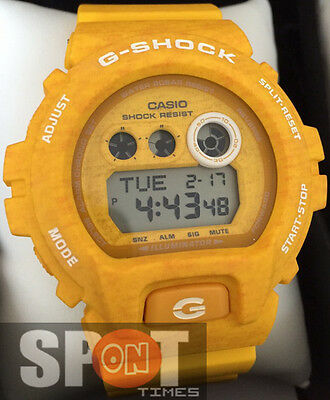 $148 • Buy Casio G-Shock Heathered Coloring Xlarge Men's Watch GD-X6900HT-9