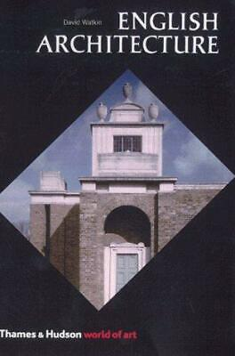 AU13.99 • Buy English Architecture: A Concise History (World Of Art), Watkin, David, Used; Goo