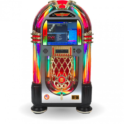 Rock-Ola Bubbler Digital Music Center Jukebox - 90th Anniversary • 10,995£