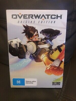 AU48 • Buy Overwatch Origins Edition PC Game (AS NEW)