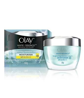 AU72.50 • Buy Olay White Radiance Advanced Fairness Protective Skin Cream Moisturizer SPF24
