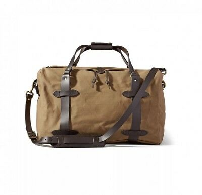 aaf719cdb0 Filson Medium Duffle Bag. 70325 Tan. New • 265.00