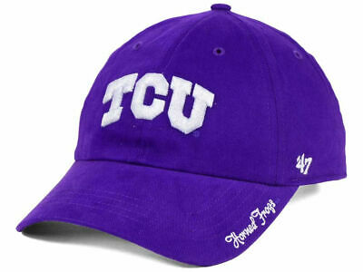 quality design 5758b 7d70f Texas Christian Horned Frogs TCU Womens Shine On Fashion Cap Hat 901800 OS   25 • 15.99