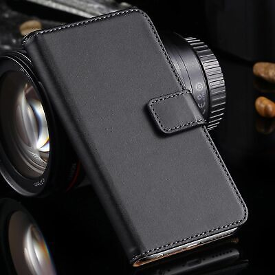 AU8.84 • Buy Leather Flip Wallet Case Cover For Sony Xperia 1 5 L1 L2 L3 L4 XA1 XA2 XZ2 XZ3