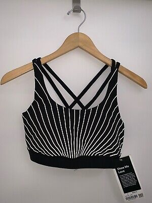 $ CDN72.73 • Buy Lululemon Energy Bra NWT HBIE Sizes 4 6 10 12 Show Me Love Reflective