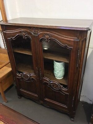 AU1195 • Buy French Provincial Cabinet Or Bookcase