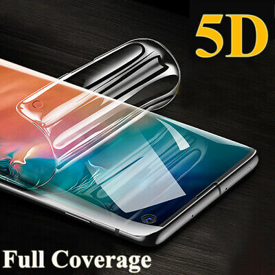 $ CDN2.25 • Buy For Samsung  Galaxy S10 S9 S8 Plus/S7 Edge Screen Front Rear Soft Film Protector