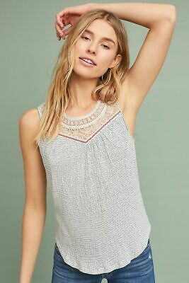 $ CDN54.90 • Buy New Anthropologie Suite Lace Top By Maeve. Size XL