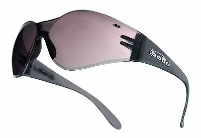 £6.96 • Buy Bolle Bandido Safety Glasses Specs Eye Protection Smoked Lens Free Neck Cord