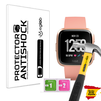 $ CDN3.07 • Buy Screen Protector Anti-shock Anti-scratch Anti-Shatter Fitbit Versa