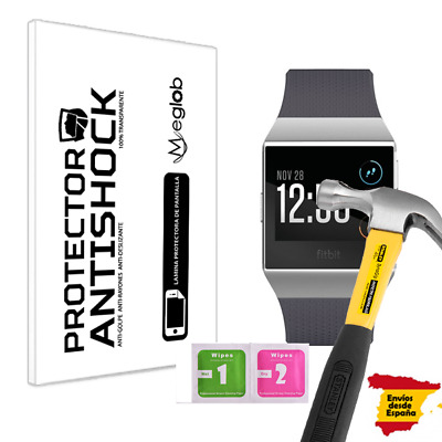 $ CDN4.35 • Buy Screen Protector Antishock For Fitbit Ionic