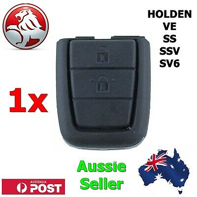 AU6.95 • Buy Holden VE Commodore UTE SS SSV SV6 Replacement Key 2 Button Shell Case Enclosure