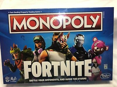 $15.95 • Buy Monopoly Fortnite Edition Board Game Inspired By Fortnite Video Game