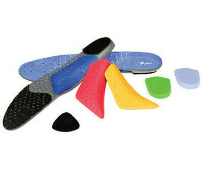$49 • Buy Riedell R-Fit Footbed Insoles