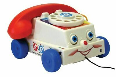 £13.64 • Buy Fisher Price Classic Chatter Telephone Baby Interactive Toy 1694