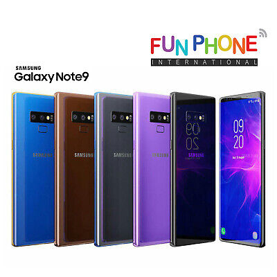 $ CDN536.32 • Buy Samsung Galaxy Note9  512GB - Unlocked Smartphone Excellent Condition Single SIM