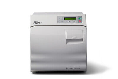 $4859.95 • Buy Midmark Ritter M9-042 AutoClave Automatic Sterilizer Steam 9X15  Automatic Door