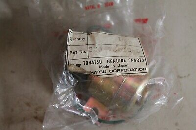 $59.21 • Buy New Genuine OEM TOHATSU STARTER SOLENOID 336-76040-0 Superseded By 346-76040-0