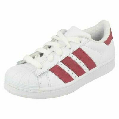 best sneakers 30387 562d0 Adidas Donna Scarpe Sportive Casual - Superstar C • 35.64€
