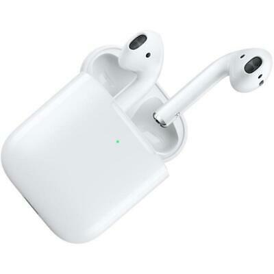 AU299 • Buy Au Stock] Apple Airpods 2nd Gen With Wireless Charging Case + Gst Tax Invoice