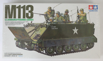 $25.51 • Buy Tamiya M113 US Armoured Personnel Carrier In 1/35 040 ST