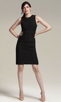 $ CDN134.25 • Buy MM Lafleur The Kira Dress Black Work Career Sleeveless