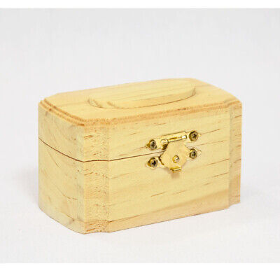 $3.99 • Buy Small Wooden Boxes - Unfinished Wood Box - 3 1/2