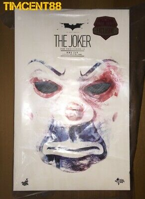 $ CDN819.25 • Buy Hot Toys MMS249 Batman Dark Knight TDK Joker Bank Robber 2.0 Exclusive New