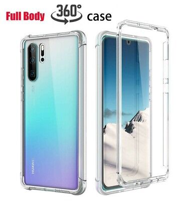 Case For Huawei P30 Lite P30 Pro Full Body TPU Shockproof Protective Phone Cover • 3.95£