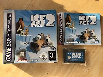£5 • Buy Ice Age 2 Gameboy Advance Game! Complete! Look In The Shop At My Other Games