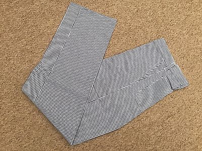 """Chef Supreme CHEF TROUSERS Classic Gingham Check Commercial Quality 50"""" UKCT • 6.75£"""