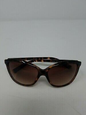 19ccc4a7f427 ARMANI EXCHANGE Tortoise Brown Oversized Sunglasses AX185S 57-15 135 •  14.99