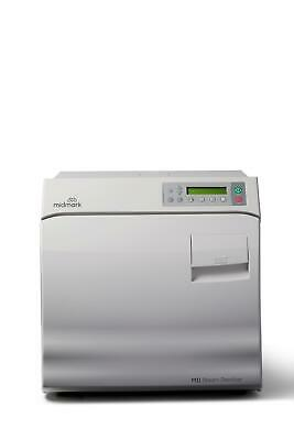 $5789.95 • Buy Midmark Ritter M11-042 AutoClave Automatic Sterilizer Steam 11X18 Automatic Door