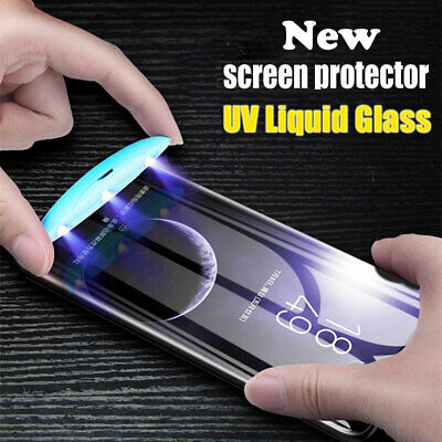 $ CDN3.95 • Buy UV Tempered Glass Screen Film Protector For Samsung Galaxy Note10/S10 S8 S9Plus