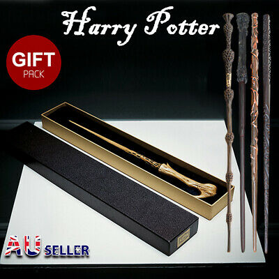 AU17.68 • Buy Harry Potter Magic Wand Hermione Voldemort Sirius Collection Toy Gift Set Wizard
