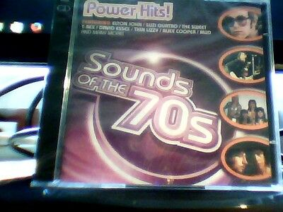 Time Life Sounds Of The 70s Power Hits Rare Sealed New Tl 469/08 Timmy Thomas  • 27.99£