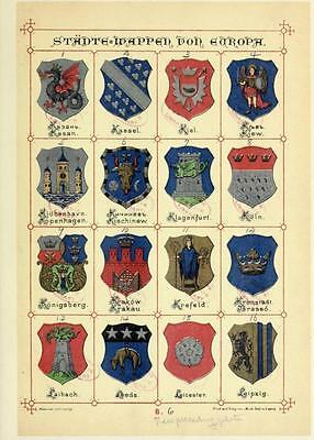 110 Rare Heraldry Books On Dvd- Family Crests Shields Emblems Ancestry Genealogy • 3.95£