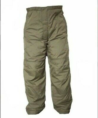 British Army Thermal Trousers PCS Stuff Sack MTP Warm Carp Fishing Olive NEW • 21.99£