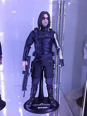 AU1000 • Buy Hot Toys MMS 241 Captain America: TWS – Winter Soldier
