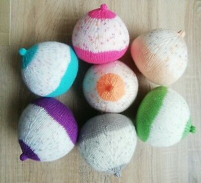 Knitted Breast Peer Support Breastfeeding Education Midwife Doula HV Boob • 4.99£
