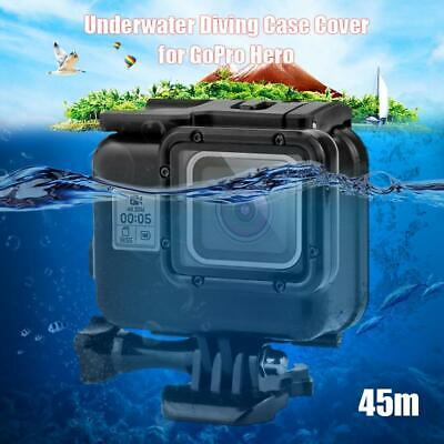 $ CDN16.74 • Buy 45m Underwater Waterproof Case Shell Frame For GoPro Hero 6 5 7 Protective Cover