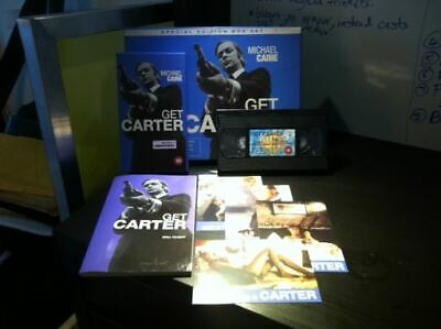 Get Carter - VHS Collector's Special Edition Box Set • 75£