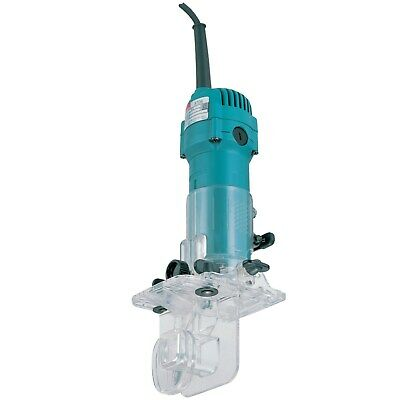 CLEARANCE LIMITED STOCK Makita 3708F 110v 1/4in Laminate Trimmer Router • 174.99£