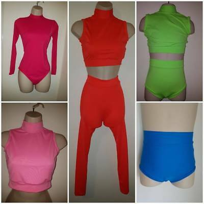 LYCRA ADFP RULES BEGINNER WEAR Freestyle Dance Costumes / Accessories  • 25£