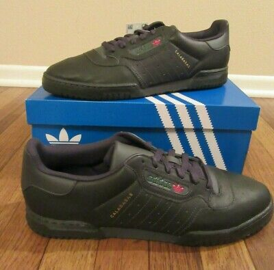 outlet store 03506 6e48b Adidas Yeezy Powerphase Size 12 Black CG6420 Adidas Originals DS Brand New  NIB • 125.99$