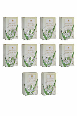 Bronnley Lily Of The Valley Luxury English Soap Pack Of 10 10 X 25g • 7.99£