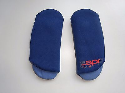 Genuine QUINNY Zapp Xtra SHOULDER/CHEST PADS For Harness/Straps Seat Unit  Blue • 5.99£