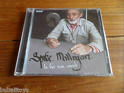 Spike Milligan - In His Own Words BBC Radio & TV Interviews 2 X CD NEW The Goons • 12.99£