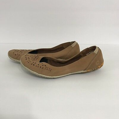 9fb13654879f Merrell Womens Shoe Ballet Flats Mimix Haze Brown Sugar Size 7 • 19.99