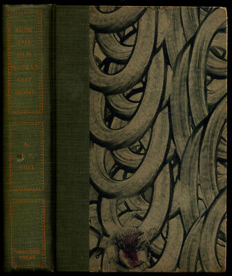 $40 • Buy M P SHIEL / How The Old Woman Got Home First Edition 1928